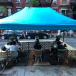 「戶外用餐」怎麼搭怎麼圍  市府挑毛病  商家好為難