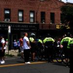 挺警遊行遇BLM示威者掀罵戰 華人參與者:挺警無關族裔