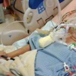 前立院三寶蔡啟芳換肺續命 兒:手術順利謝關心