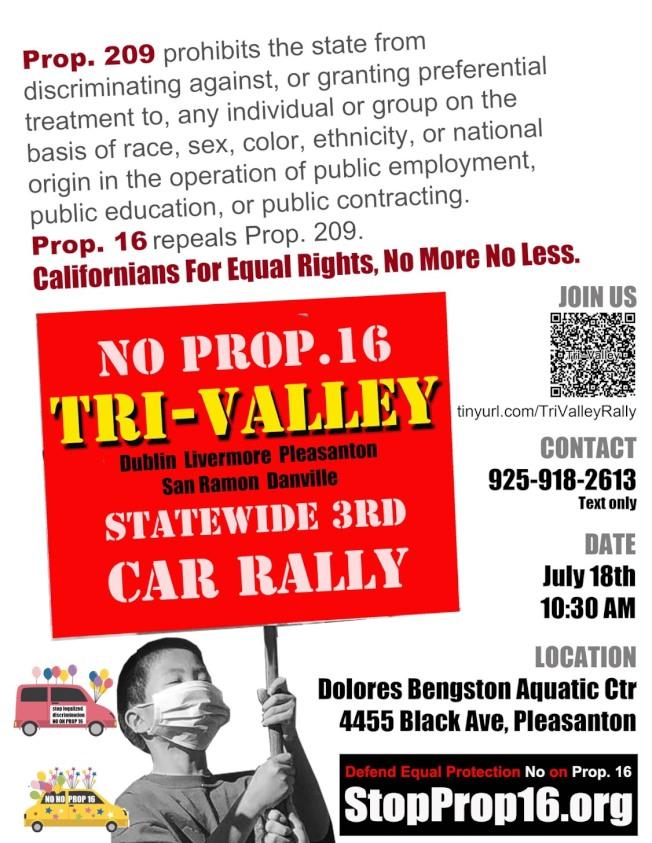 「加州公平正義聯盟組織」計畫18日在東灣普利桑頓上午10時30分,再次舉辦遊行示威。(加州公平正義聯盟組織提供)