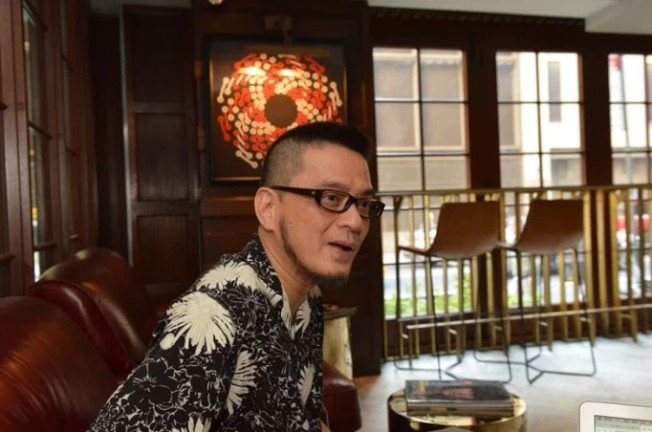 香港藝人黃耀明擔心「港版國安法」實施後,好多歌都不能唱。 聯合報系資料照片