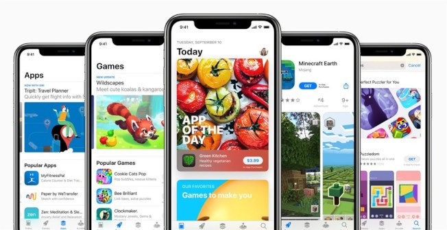 蘋果公司將於2020年秋季推出iOS 14等新版作業系統,包含多項隱私強化功能,例如在App Store頁面將要求開發者揭露會搜集用戶哪些數據。(取自蘋果公司網頁)