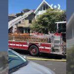 舊金山普利西迪歐民宅火警 1死1傷