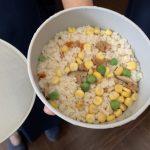 助華社挺過食安危機 慈濟發蔬食溫暖包