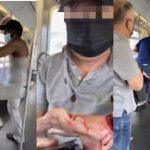 非裔嫌地鐵隨機刺傷兩人 被控企圖謀殺