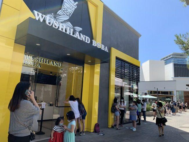 台灣飲品在聖地牙哥逆勢開業