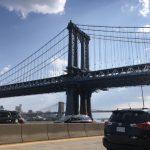 華裔男子跳曼哈頓大橋 五分局二華警台山話勸導獲救