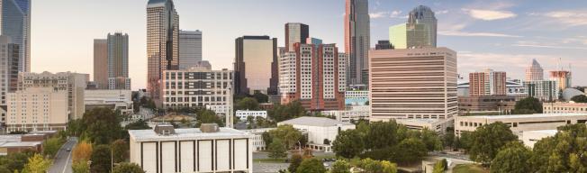 夏樂市吸引許多企業在此建立總部或辦事處。(取自amazon.com/job網站)