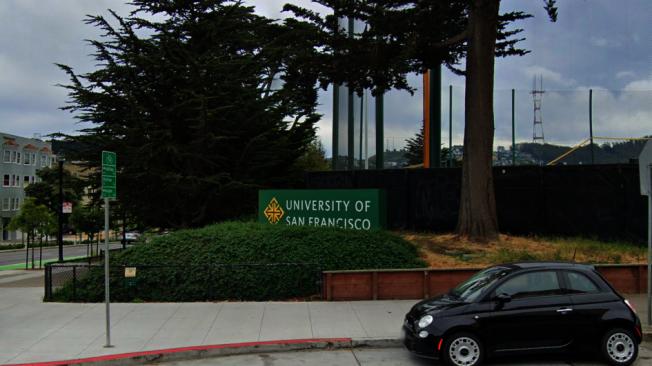 舊金山大學校園。(本報檔案照片)