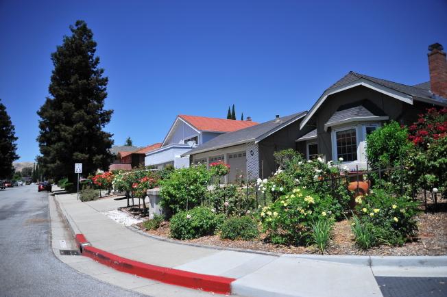 *Evergreen屬於遠離塵囂、「近城不近塵」的優質住宅區,房價也是東聖荷西各郵遞區號中最貴的區段。(記者江碩涵/攝影)