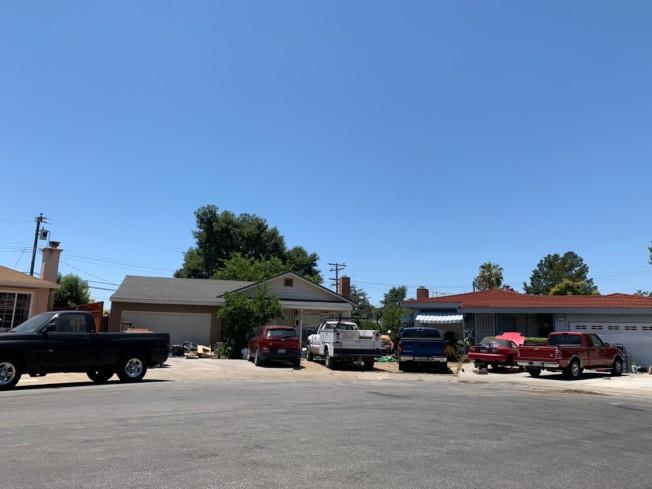 要購買東聖荷西房屋,除了注意學區分數可能不如理想外,也要注意鄰里的素質。(記者江碩涵/攝影)