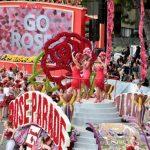 百年慶新年標誌性活動 玫瑰花車遊行將因疫情停擺