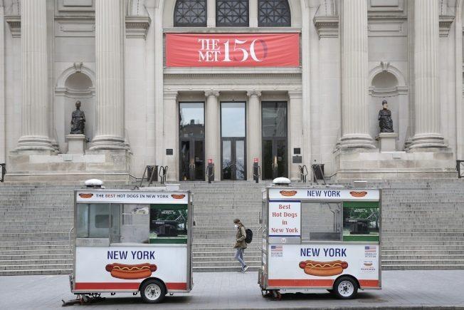 大都會博物館8月29日重開 一周開放五天限25%人流