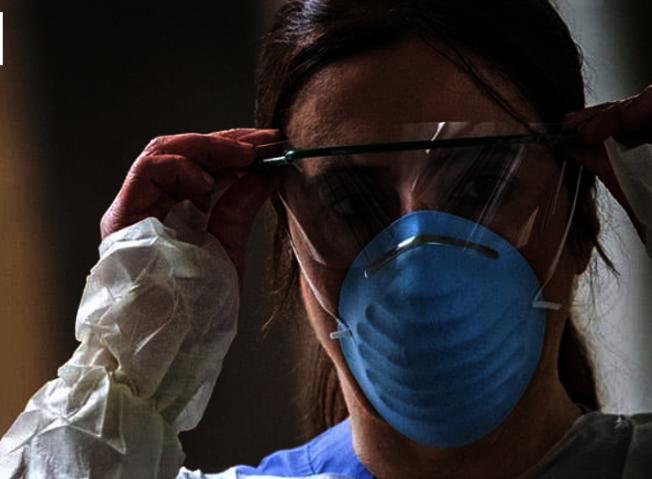 麻省總醫院3月22日下令員工上班一律得戴口罩,結果被證實有效防止病毒感染率。(麻省總醫院官網)