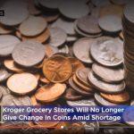 硬幣短缺 大型超市不找零