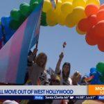 LA Pride 明年離開好萊塢