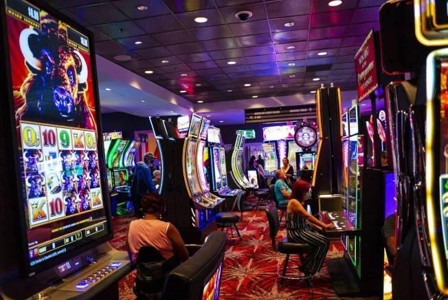 內州賭場重開 123人確診