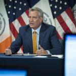 白思豪:紐約市追蹤小組可覆蓋96%確診病例 逾7成確保隔離