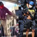 責令7500元保釋金 下城襲警非裔女刑事上庭
