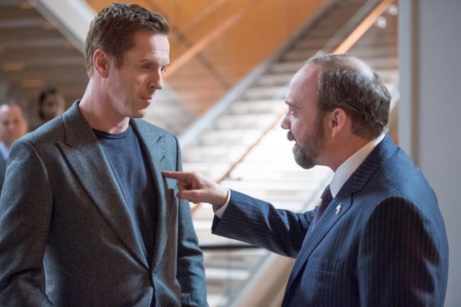 「金融戰爭」第五季繼續上演檢察官與避險基金鉅富交戰的戲碼。(取材自IMDb)
