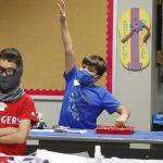 新州返校風險評估 專家:食堂吃飯、使用更衣室列高危行為