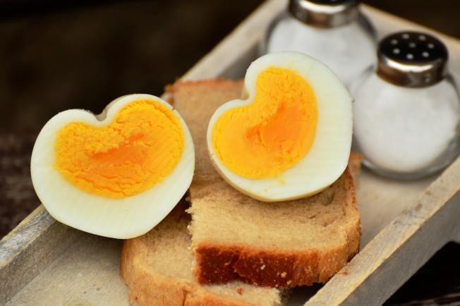 多吃高營養的雞蛋 防失眠、止腹瀉…8大療效!
