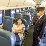 美鐵強制乘客戴口罩 不遵守將被列黑名單