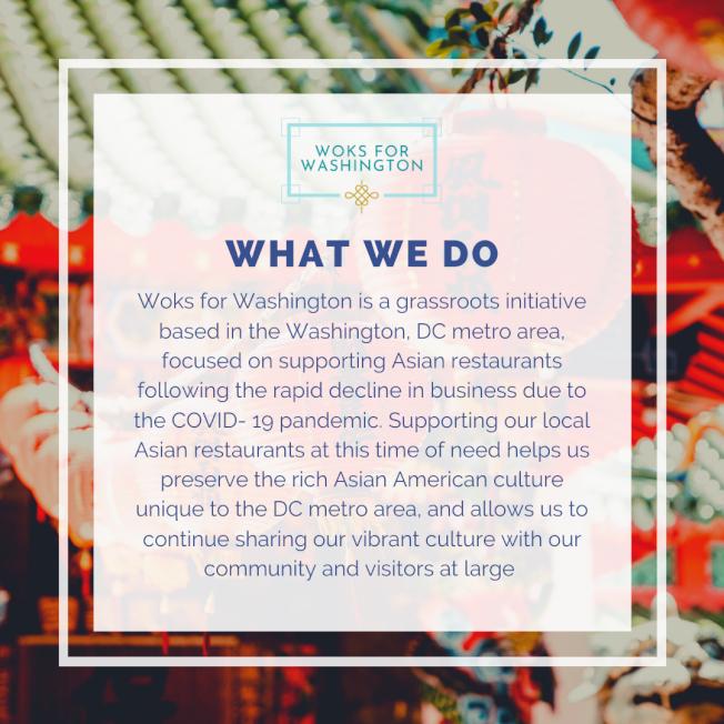 華裔姊妹花石若珂、石若琳創辦非營利組織,幫助亞洲餐館也捐助醫院。(石若珂提供)