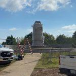 芝「哥倫布」沒了! 市長憂警民衝突升級 凌晨移除雕像