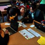 推公平教育 屋崙學區發2.5萬台筆電