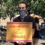 「不要殘酷」走出華埠  外族裔聲援亞裔 呼籲停止仇恨