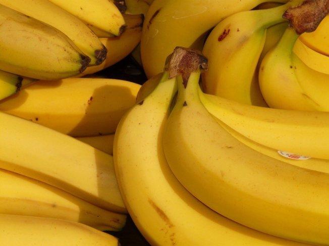 香蕉。摘自 pexels