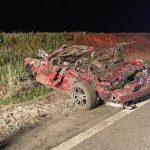 27歲男在長島高速路翻車 當場死亡