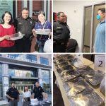 華裔共和黨人 捐防疫物資予警局及醫院