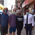 民間集資規畫 紐約勿街首個社區戶外用餐區