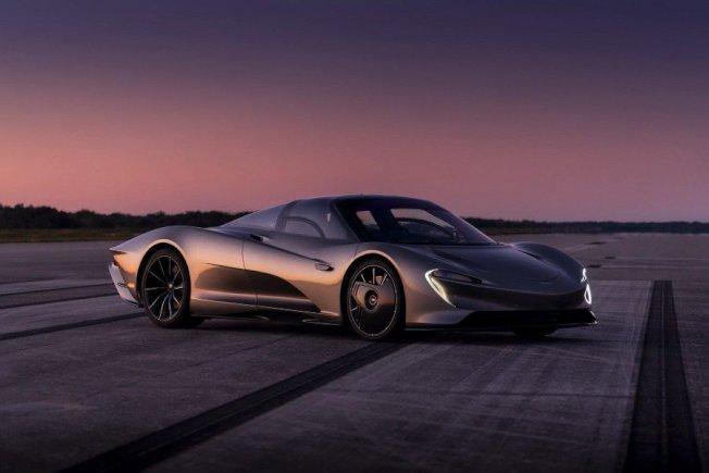 限量106輛的McLaren Speedtail頂級超跑在發表會前,早已被超級VIP顧客搶光了。McLaren提供
