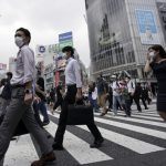 日本連3天單日確診破千 新增1557例新冠肺炎創新高