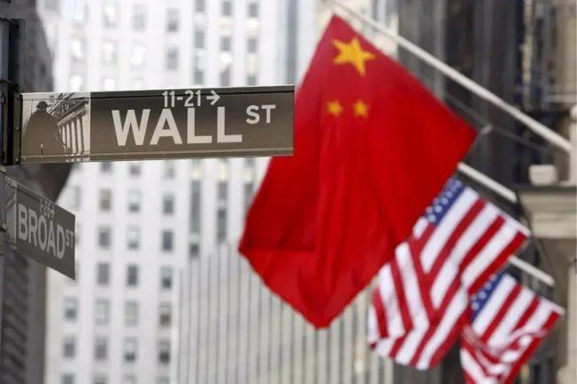 """让中国企业从美股下市""""毫无意义""""PIIE:资金自有出路"""