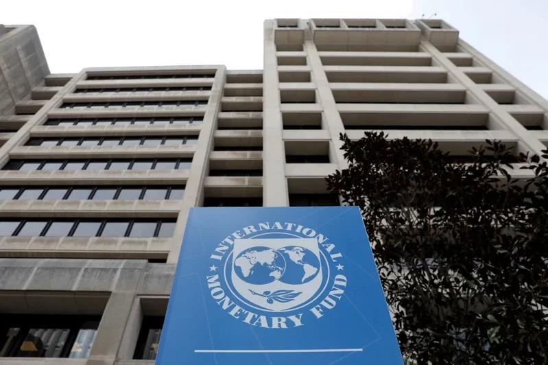 國際貨幣基金(IMF)。 路透