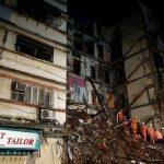 印度豪雨成災 孟買樓房坍塌釀8人亡