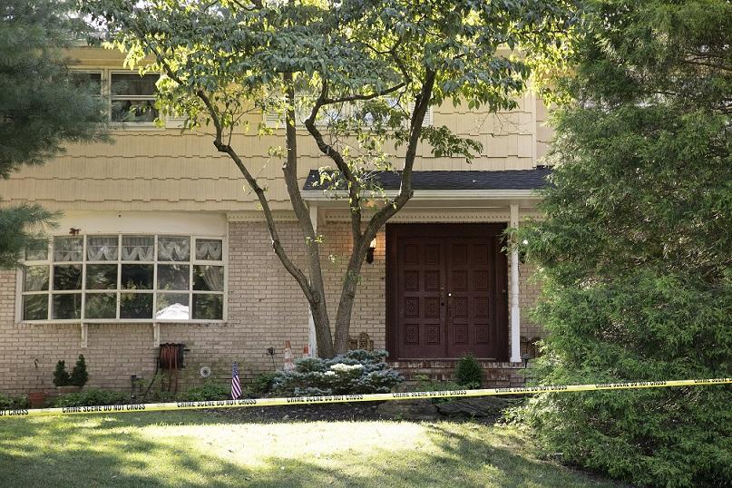 新澤西州聯邦地區法院法官沙拉斯的宅邸昨天傍晚驚傳槍響。(美聯社)
