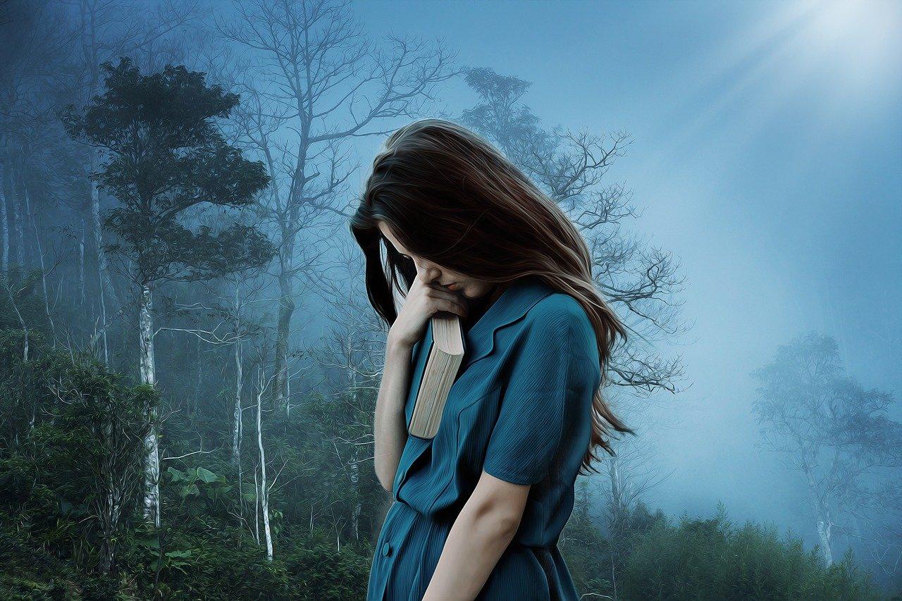 受疫情影響,「心碎症候群」(Broken Heart Syndrome)的人數正在上升。圖/Pixabay