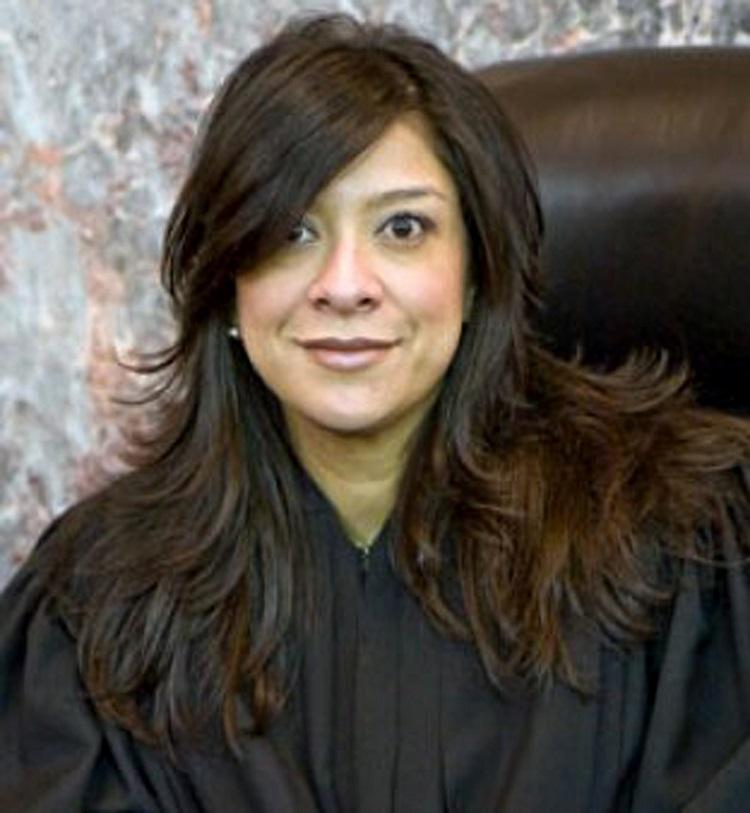 新澤西州聯邦地區法院法官沙拉斯。(取自羅格斯大學官網)