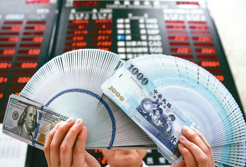 台幣對美元匯率近來升值強勁。(聯合報系資料照片)