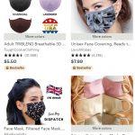老美搶買布質口罩  手工製品平台Etsy賣家賺翻