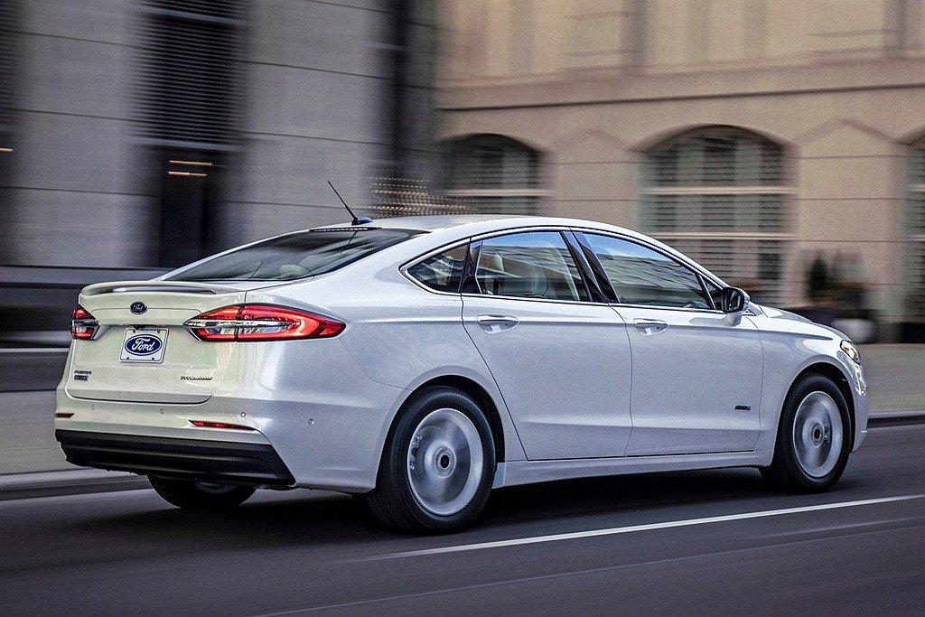 最後一款Fusion日前生產完畢,未來產線要讓給Ford Bronco越野車。Ford提供