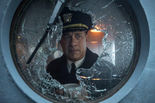 湯姆漢克斯掛帥 「怒海戰艦」開不上院線