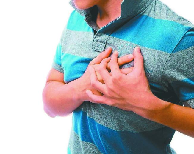 中暑?天熱頭暈恐是心肌梗塞
