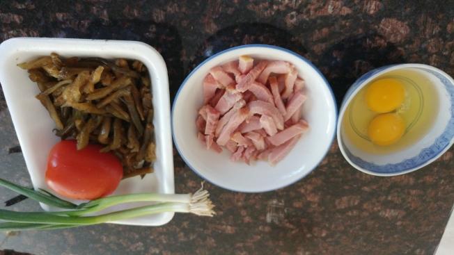海茸料理材料