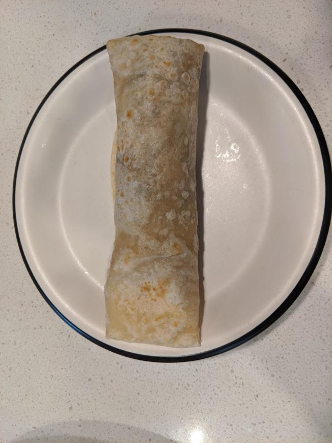 什錦菜絲薄餅